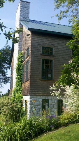Timber Frame Retreat in Middletown. - Middletown - Bed & Breakfast