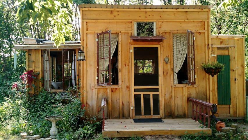 Charming Rustic Cabin - Argyle - Casa de campo