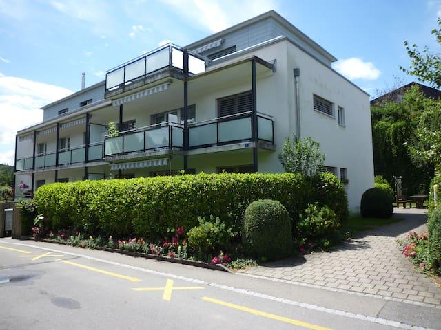 3-Zimmer-Wohnung in Ostermundigen - Ostermundigen - Apartemen