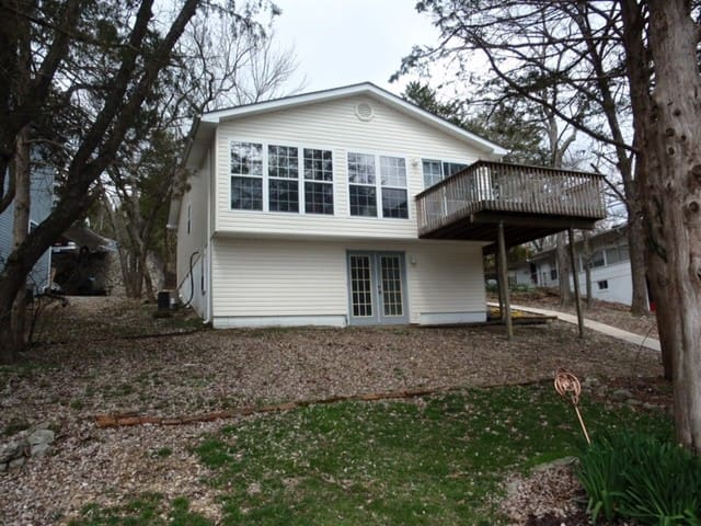 Cozy Lakeside Cottage! - Rocky Mount - Huis
