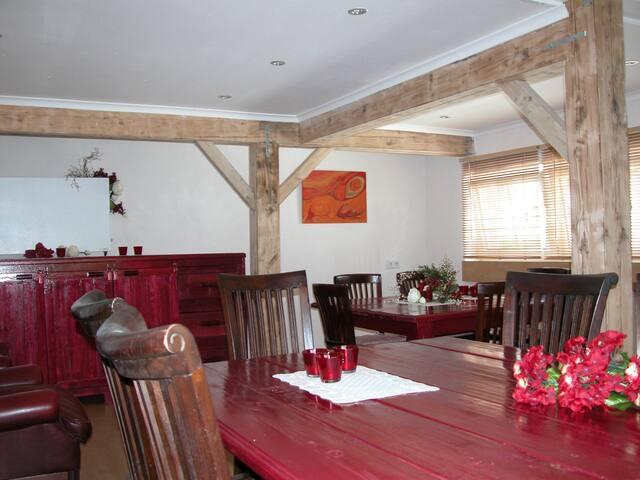 vakantiehuis voor groep tot 14 pers - Rockeskyll - Lägenhet