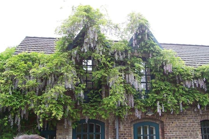 Kulturhof Klasdorf - Seminarhaus - Baruth/Mark - Huis