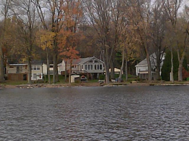 Finger Lakes Paradise (w/Dock) - West Monroe - Huis
