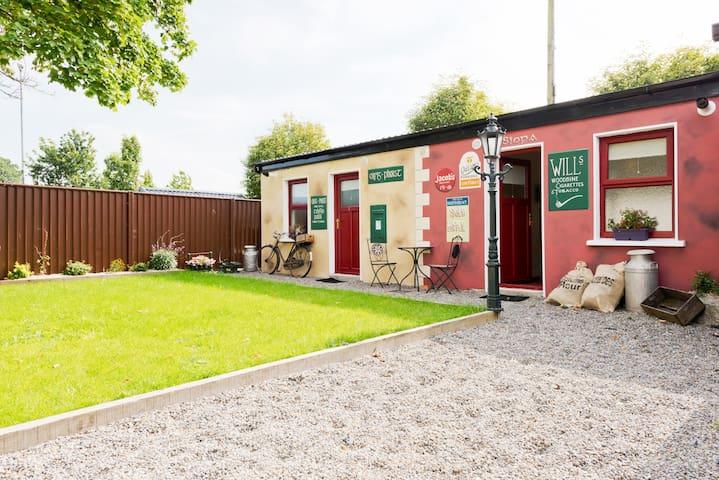 Self-Catering Cosy Courtyard West Wicklow - Grangecon - Annat
