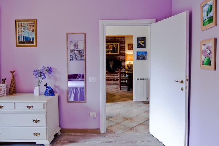 Artist house in Roma  - Ciampino - Haus