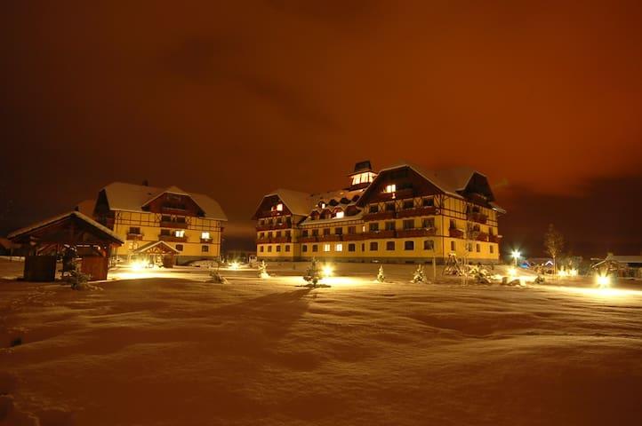 7 nights for price of 5 in Tatras - Veľká Lomnica - Lägenhet