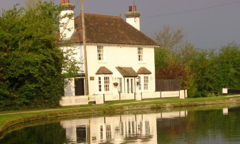 Lock 42  Cottage - Tring - Bed & Breakfast
