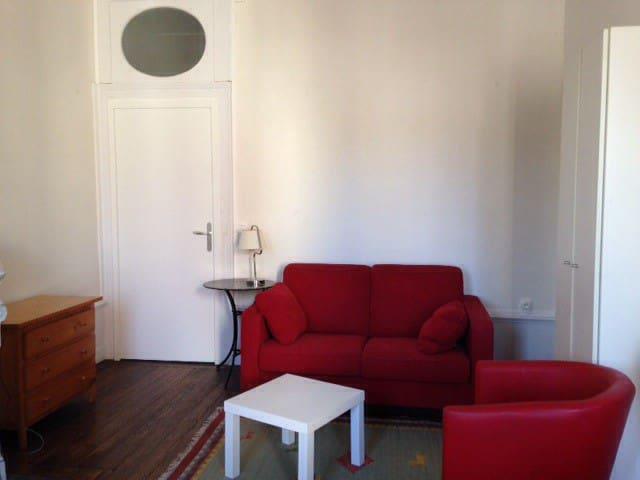 Studio centre de Voiteur - Voiteur - Daire