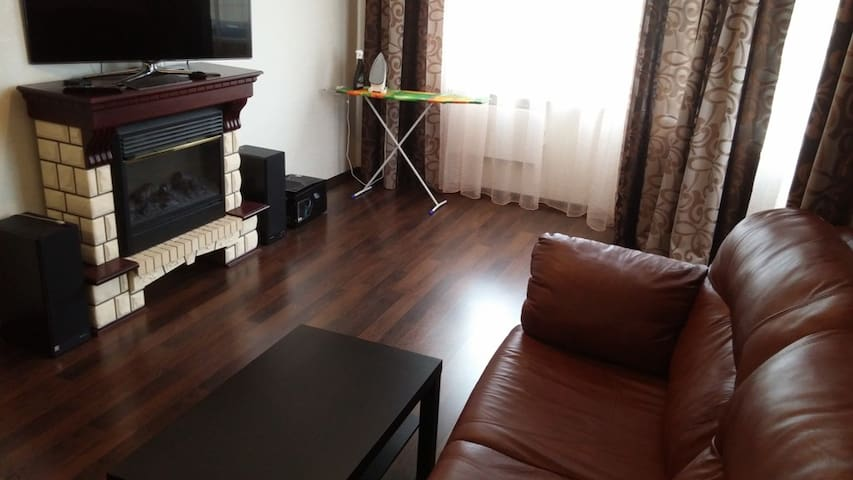 bed&breakfast -weekend with Russia - Obninsk - Appartement