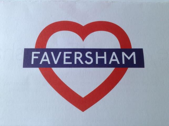 Victorian terrace house - Faversham - Hus