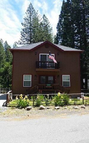Mountain Cottage - Long Barn - Casa
