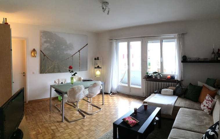 Calm&Cozy, 10min to ZH, + Breakfast - Thalwil - Bed & Breakfast
