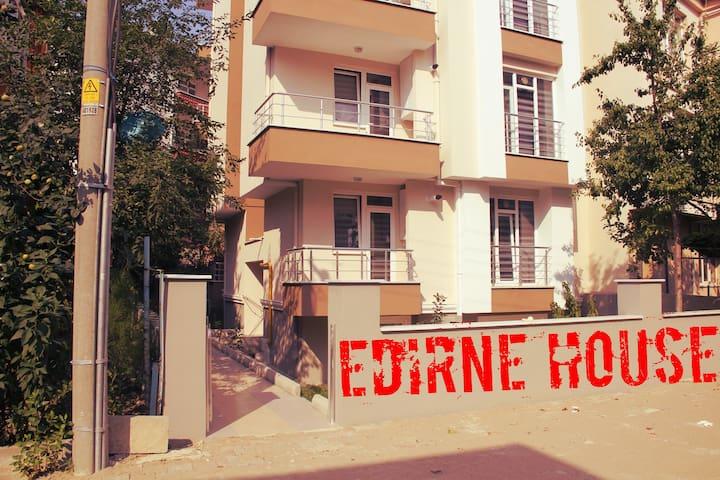 EDİRNE HOUSE'TAN LÜKS 1+1 DAİRELER. - Edirne - Lägenhet