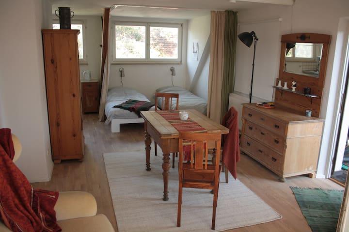 Studio zur Pegnitzaue - Reichenschwand