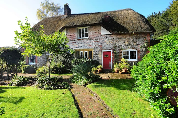 Lovely self-contained Cottage Annex - Durweston - Hus