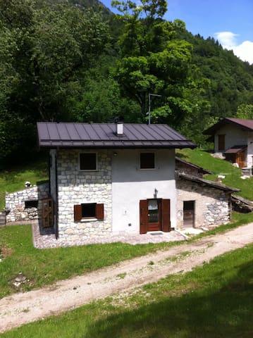 Vacanze in maso di montagna - Pieve Tesino - Maison