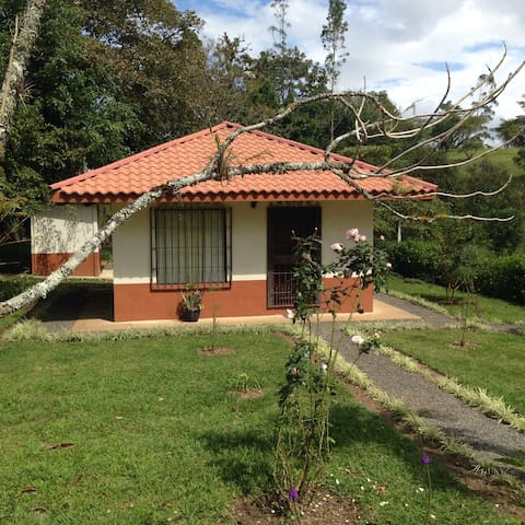 Charming Guest house in Paraiso - Orosi - Huis