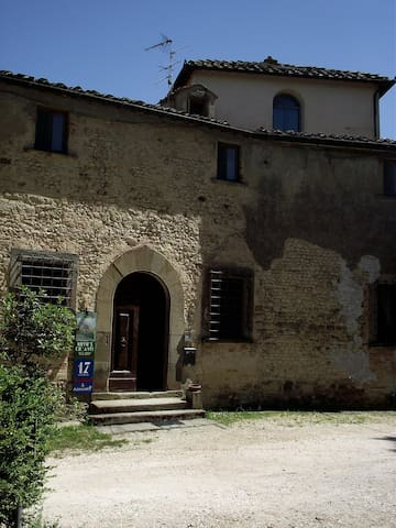 Room in historical Tuscan House B&B - MONTESPERTOLI - Bed & Breakfast