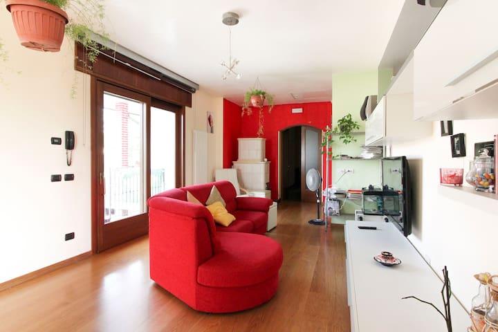 The Artist's House room one. - Montebelluna - Oda + Kahvaltı