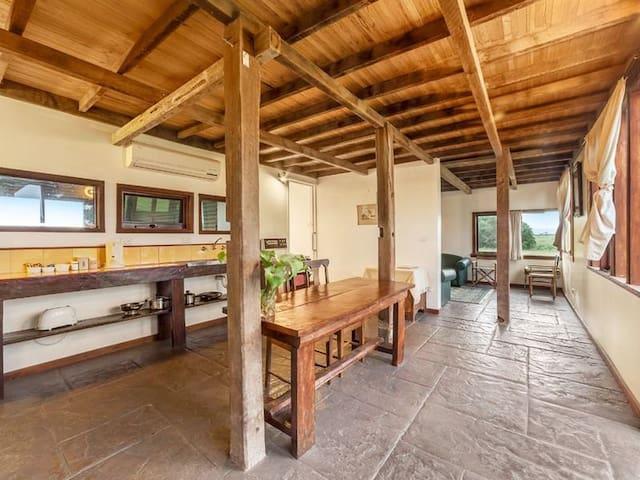 The Barn at Abington Farm - Heyfield - Aamiaismajoitus