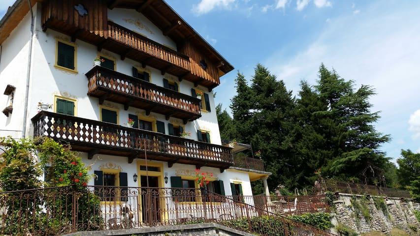 villa for 12 near Cortina d'Ampezzo - Venas di Cadore, near Cortina d'Ampezzo - Vila