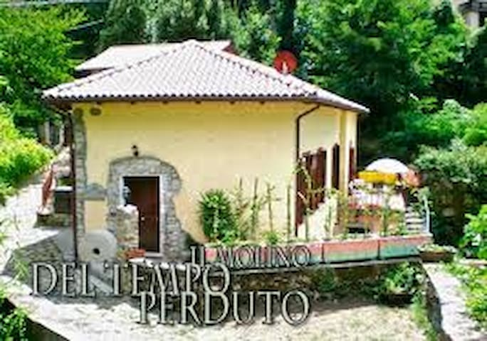 The Mill of Lost Time - Bagnone - Appartement