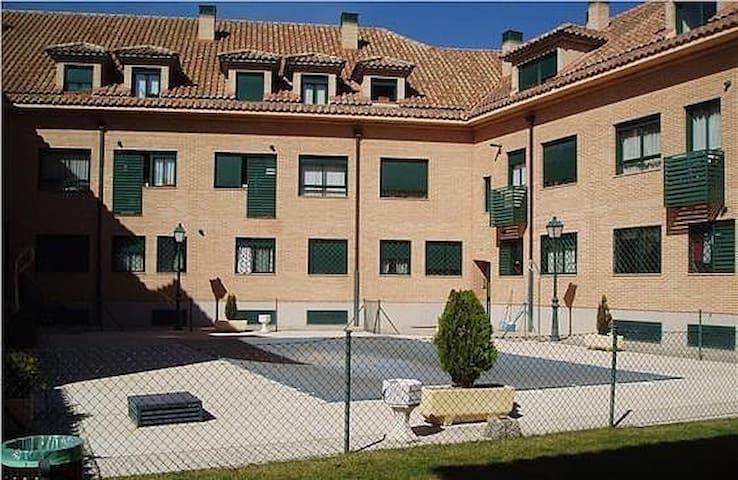 Habitación individual - Villaviciosa de Odón - Huis