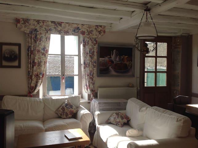 Maison de charme - Saint-Bonnet-des-Quarts - Ev