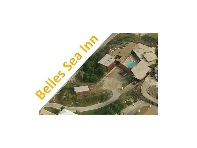 Belles Sea Inn - efficiency - Port Aransas - Huoneisto