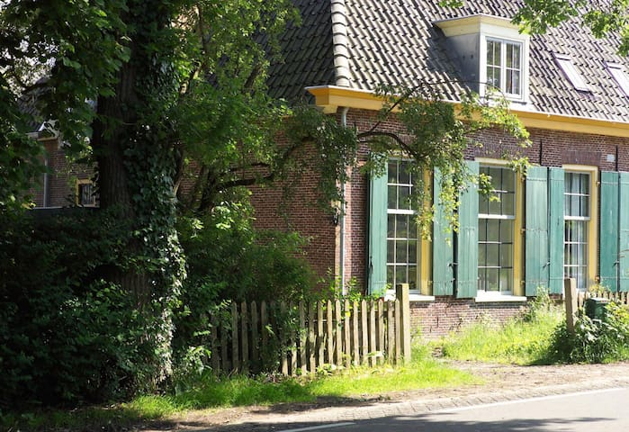 Monumental holiday farmhouse  - Driebergen-Rijsenburg - Maison