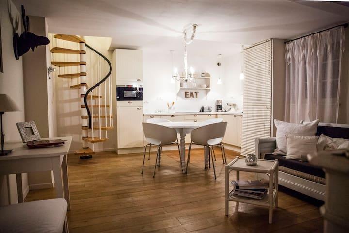 Nid Cigognes // Gîte de charme - Ichtratzheim - Huis