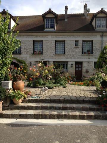 Clos Guimaro - Pontarmé - Apartamento