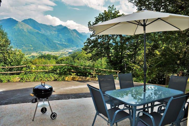T3  calme vue sur montagnes - Arcizans-Avant - Daire