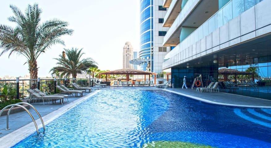 Ocean view apt in Dubai Marina - Dubai - Departamento