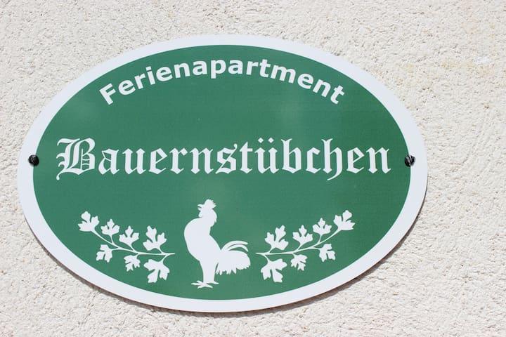 Ferienapartment Bauernstübchen - Nonnweiler - Apartemen