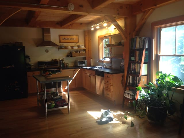 Spacious Room With Private Bath - Newfane - Haus
