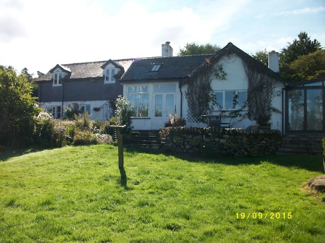 Snowdonia cottage with great views - Tregarth - Bed & Breakfast