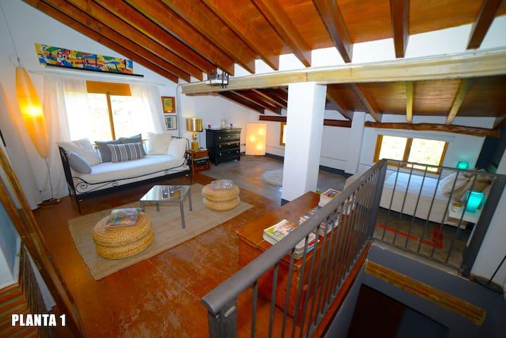 CASA COMPLETA 2-6 PERSONAS - Chulilla - Vacation home