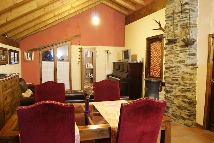 Cottage LITTLE TOWN Pirenees, LLavorsi. - Aidi,Llavorsí, Lleida - 一軒家