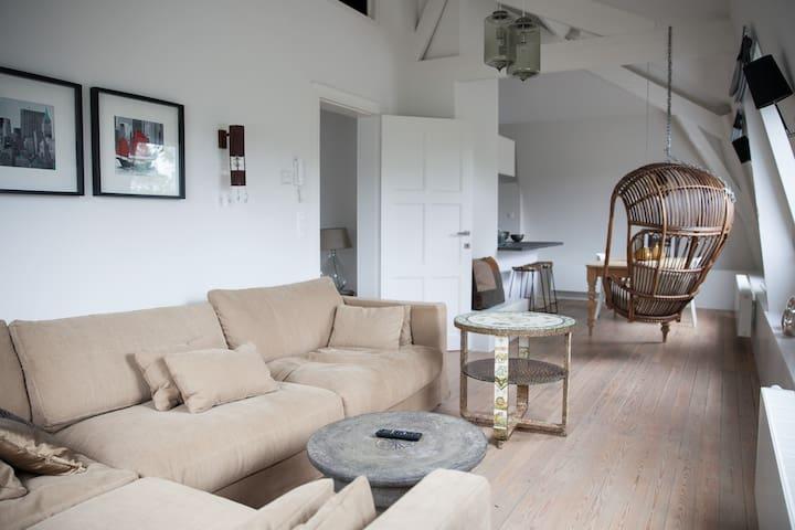 Beautiful flat near Liège! - Esneux - Huoneisto