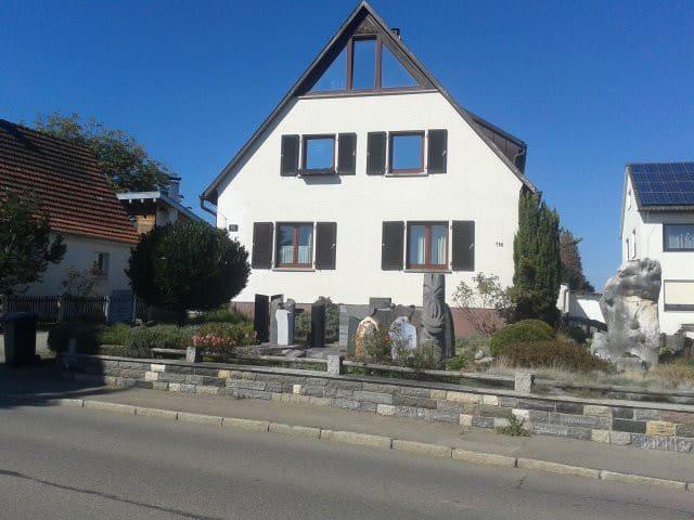 Ferienwohnung Steinreich - Alfdorf - Appartement