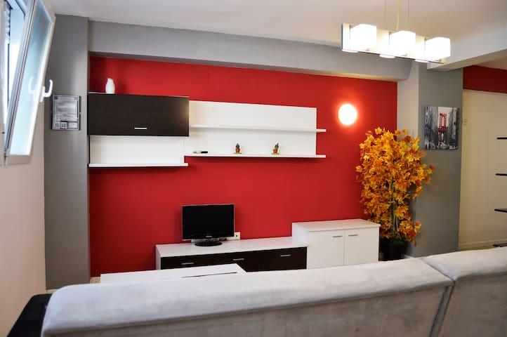 Loft Red & Grey con WIFI gratis - Cordoue - Loft