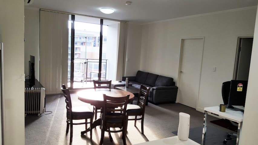 Private room in modern apartment - Waitara - Leilighet