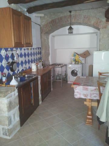 Casa in montagna monti della laga - Arquata del Tronto - Ev