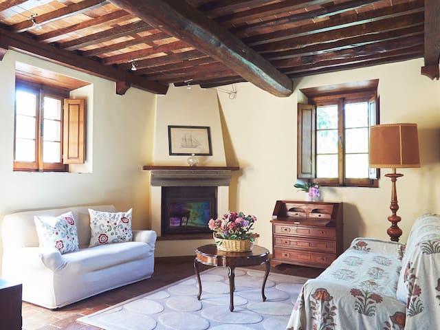 Delizioso appartamento panoramico - Camaiore