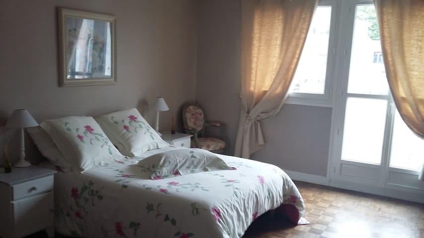 Chambre privée en centre ville - Saint-Valery-en-Caux - Departamento
