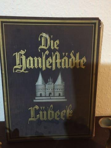 Wochenende im Herzen von Lübeck ! - Lübeck - Apartamento
