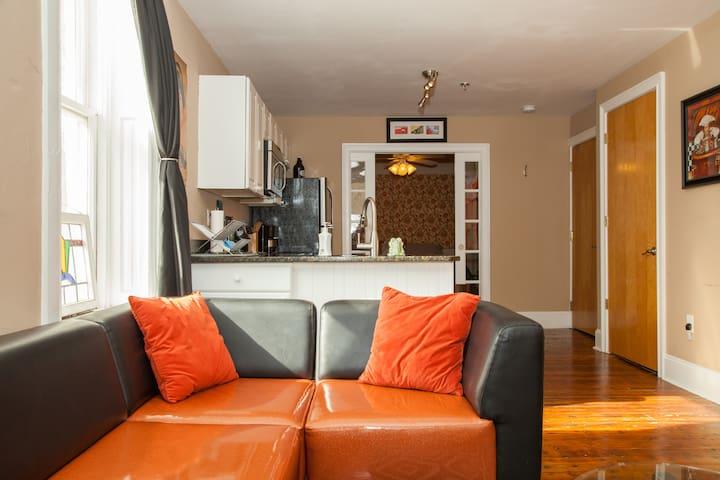 Front Street Retreat in Wilmington - Wilmington - Appartement