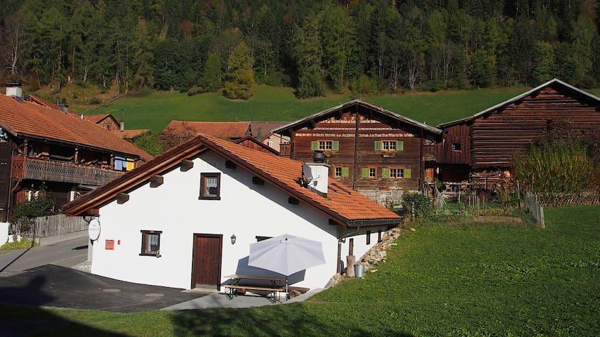 Alte Sennerei Says - Says - Casa