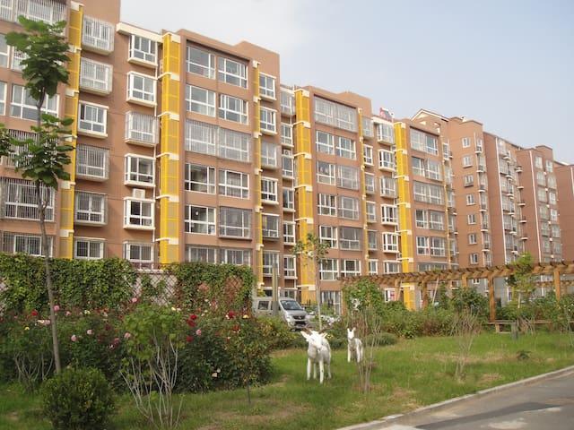 延庆YANQING休闲骑游 聚会小住 家庭温馨公寓独立房间 - Peking - Penzion (B&B)